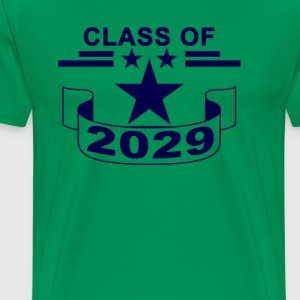 class_of_2029_shirt_ - Men's Premium T-Shirt