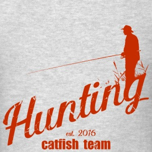 Hunting catfish T-Shirts - Men's T-Shirt