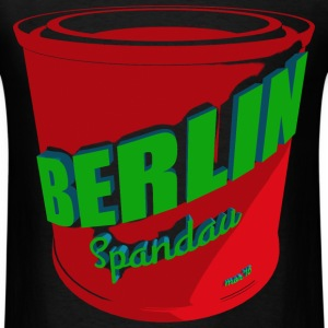 berlin spandau cut T-Shirts - Men's T-Shirt