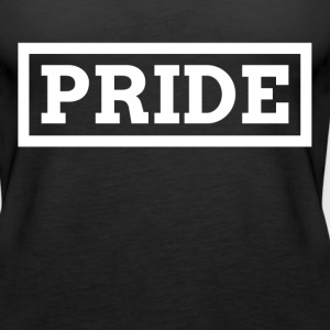 PRIDE PRIDE Tanks - Women's Premium Tank Top