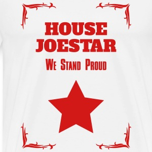 House Joestar - Men's Premium T-Shirt