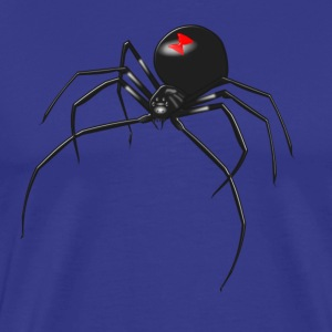 Black Widow - Men's - Men's Premium T-Shirt