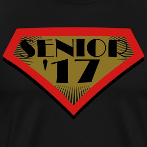 Super Senior 2017 T-Shirts - Men's Premium T-Shirt