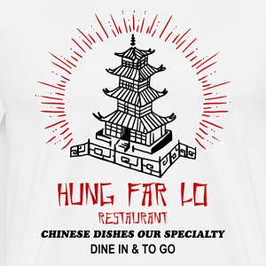 Hung Far Lo - Men's Premium T-Shirt