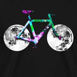 Moon Bike  - Men's Premium T-Shirt