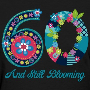Blooming 60th Birthday T-Shirts - Women's T-Shirt