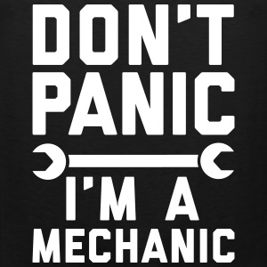 Mechanic Sportswear - Men's Premium Tank