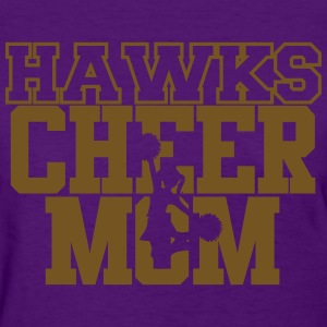 Cheer Mom 2 - Women's T-Shirt