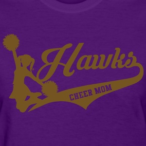 Hawks Cheer - Women's T-Shirt
