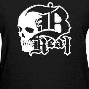 B REAL CYPRESS HILL T-Shirts - Women's T-Shirt