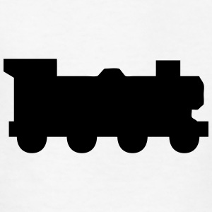 Train Silhouette Kids' Shirts - Kids' T-Shirt
