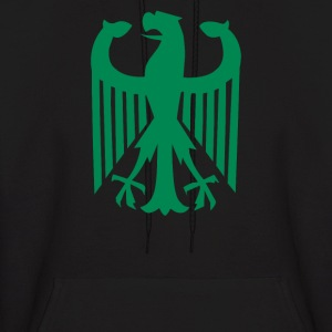 German Army Eagle Bundeswehr Hoodies - Men's Hoodie