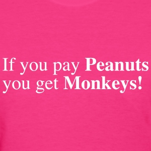 Peanuts - Women's T-Shirt