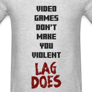 Game Lag - Men's T-Shirt