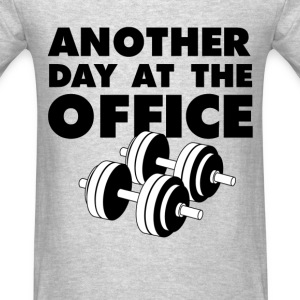 Another Day At The Office - Men's T-Shirt