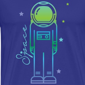 spaceman T-Shirts - Men's Premium T-Shirt