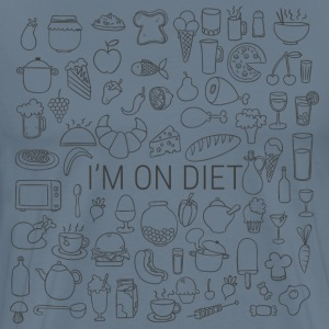 im on diet T-Shirts - Men's Premium T-Shirt