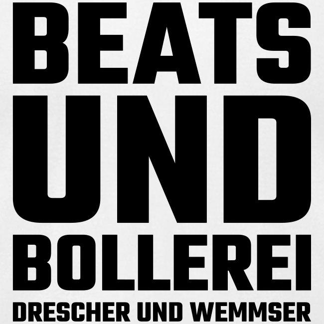 Beats und Bollerei de Man