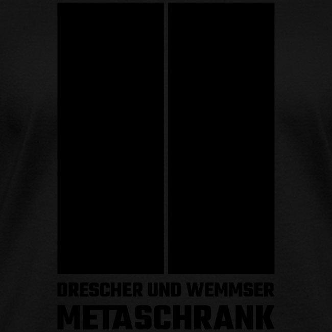 Metaschrank feminin