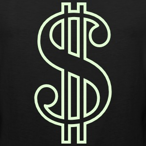 Dollar Sign Sportswear - Men's Premium Tank