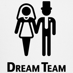 Dream Team (Bridal Pair / Wedding / Marriage) Sportswear - Trucker Cap