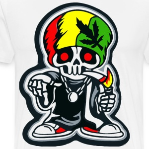 Rasta man - Men's Premium T-Shirt