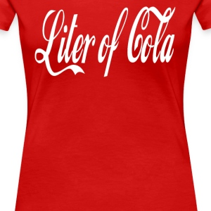 Liter Of Cola - Super Troopers - Women's Premium T-Shirt