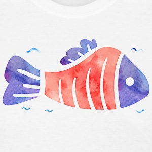 Red Fish - Women's T-Shirt