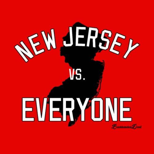 New Jersey vs Everyone