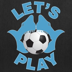 Let's play soccer Bags & backpacks - Tote Bag