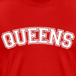 QUEENS, NYC T-Shirts - Men's Premium T-Shirt