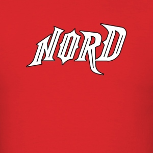 nord white - Men's T-Shirt