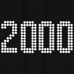 2000, Numbers, Year, Year Of Birth Hoodies - Women's Hoodie
