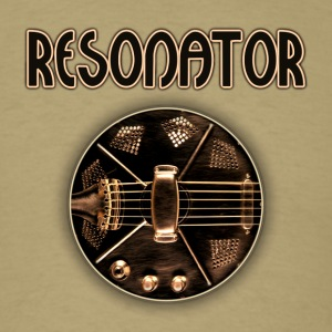 resonator - Men's T-Shirt
