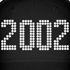 2002, Numbers, Year, Year Of Birth Sportswear - Baseball Cap