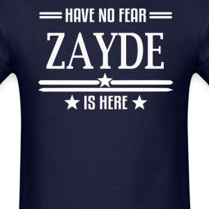Zayde Is Here - Men's T-Shirt
