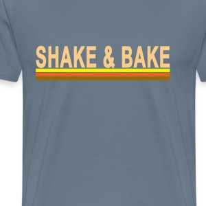 shake__bake - Men's Premium T-Shirt