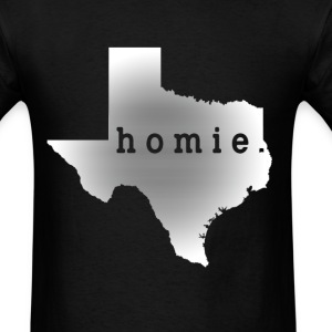 Texas Homie T - Men's T-Shirt