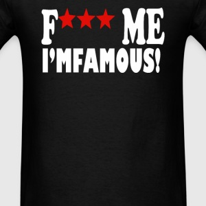 New David Guetta F Me I'm Famous T-Shirts - Men's T-Shirt