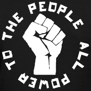 Power to the People rd T-Shirts - Women's T-Shirt