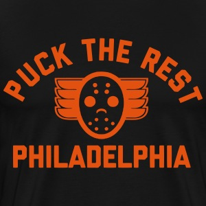 Puck the Rest T-Shirts - Men's Premium T-Shirt