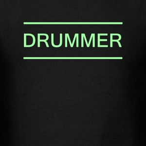 Drummer Green - Men's T-Shirt