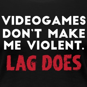 Lag Does - Women's Premium T-Shirt