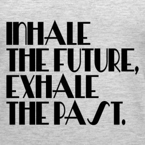 INHALE EXHALE Tanks - Women's Premium Tank Top