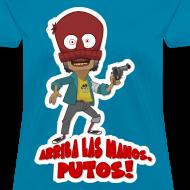 Design ~ Peluzin - Arriba las Manos!
