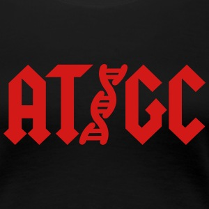 AT / GC - DNA T-Shirts - Women's Premium T-Shirt