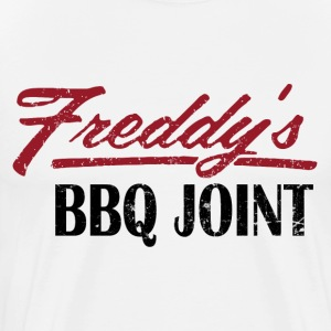Freddy's BBQ - Men's Premium T-Shirt