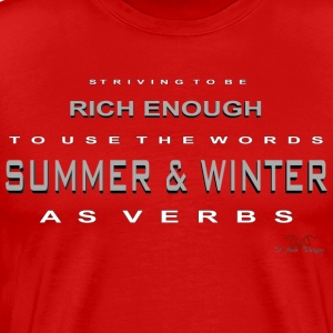 Rich Enough - Men's Premium T-Shirt