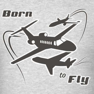 Born to Fly tee - Men's T-Shirt