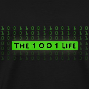 the 1001 life - Men's Premium T-Shirt